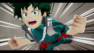 Izuku Vs Todoroki | My hero One