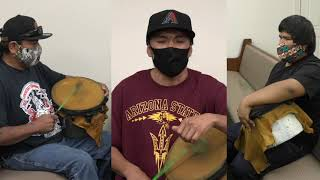 Apache Drum Song 1
