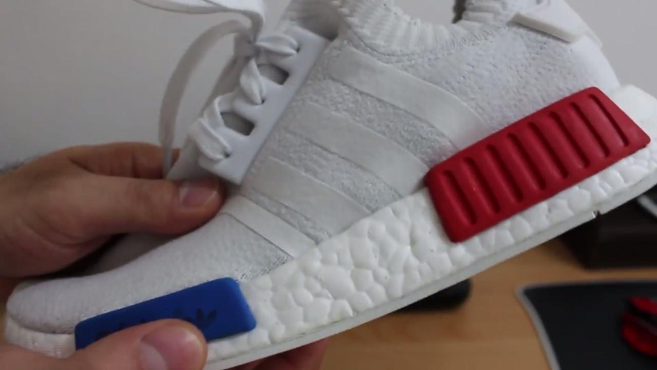 Adidas Nmd Og White