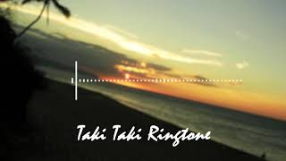 Taki Taki Ringtone [Download Below]