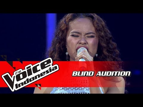 Devi - Girl On Fire | Blind Auditions | The Voice Indonesia GTV 2018