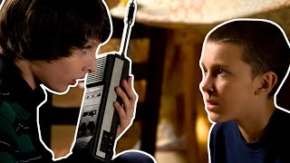 IF STRANGER THINGS WERE A ROMANTIC COMEDY