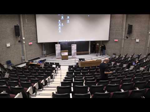 Edward Snowden's Lecture at McGill University - November 2nd, 2016 - Lecture starts at 1:16:20