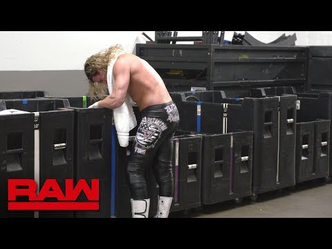 Dolph Ziggler reflects on his defeat to Drew McIntyre: WWE Exclusive, Dec. 31, 2018