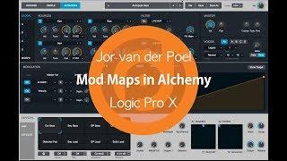 Sound Design with Alchemy #2 | Mod Maps | Jor van der Poel