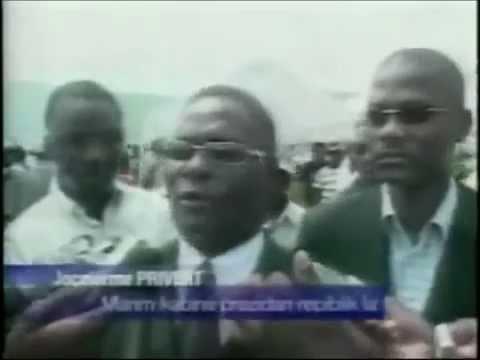 Michel Martelly Menteur en Chef: Aeroport CAP HAITIEN - Projet de Rene Preval et Parlement Haitien