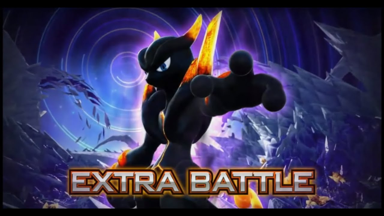 New Shadow Mewtwo Form in Pokken Tournament! - YouTube