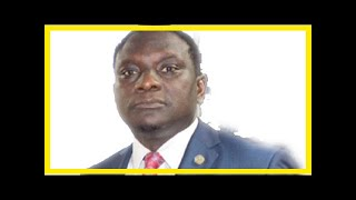 Breaking News | We need to encourage foreign investors through legislations — Former CIS President