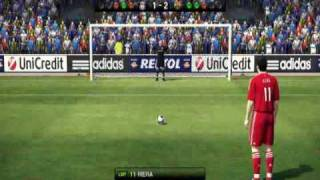PES 2010 Demo Penalty Shoot Out (unlocked from PC version)