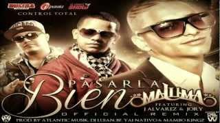 Pasarla Bien (Remix) - Maluma Ft. J. Alvarez & Jory (Original) ★REGGAETON 2012★ / LIKE