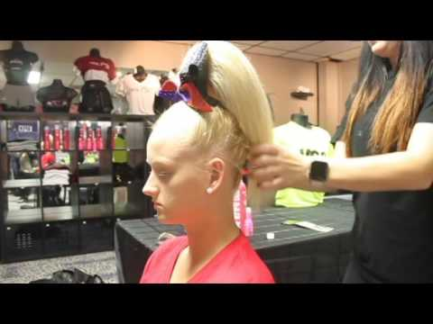 2017 ACX All-Stars Hair and Makeup
