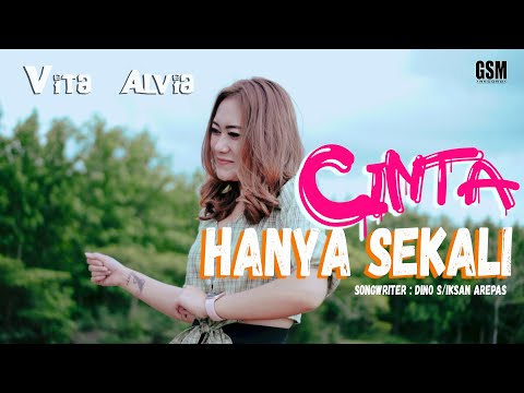 Dj Kentrung Cinta Hanya Sekali - Vita Alvia I Official Music Video