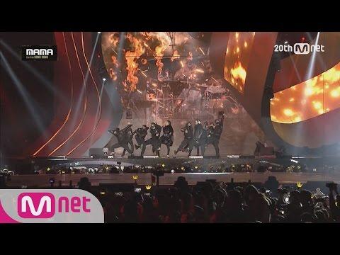 [BIGBANG - BANG BANG BANG] KPOP Concert MAMA 2015 | EP.3