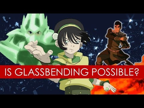 Download Youtube: Is glassbending possible? EXPLAINED [Avatar The Last Airbender l Legend of Korra]