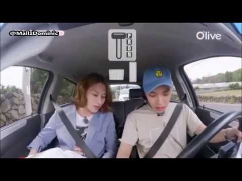 [ENG SUB] MAPS with Simon D & Heechul Clip - Why Simon D doesn't drive