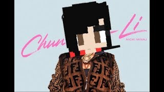 Minecraft Music Video: Chun-Li