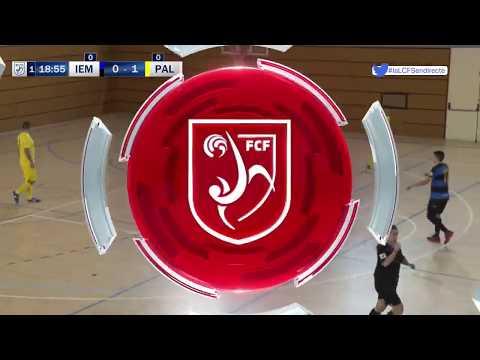 Inter Esportiu Malgrat - EFS Palafolls (Lliga Sènior 1a Fase Provincial Girona)