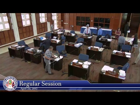 34th Guam Legislature Live Feed