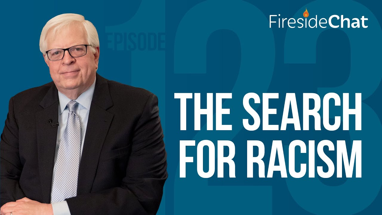 Fireside Chat Ep. 123 — The Search for Racism