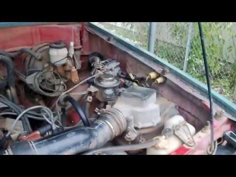 1986 Toyota 4x4 Pickup Restoration Episode 5 - Ignition/EFI System