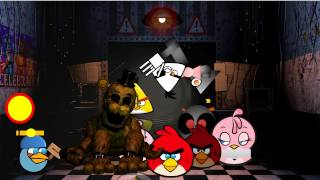 - Five Nights at Reddy s 2 A Angry Birds and Five Night s at Freddy s Parody