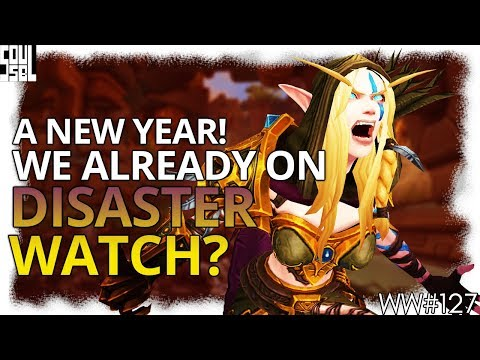 """GREAT"" Start to 2019! Nerfs, Downsizes and Fears for WoW BfA! Warcraft Weekly Mp3"