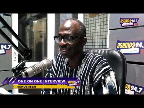 EKOSIISEN ONE ON ONE INTERVIEW: ELECTORAL COMMISSION IS CREATING CONFUSION – ASIEDU NKETIA (14-1-20)