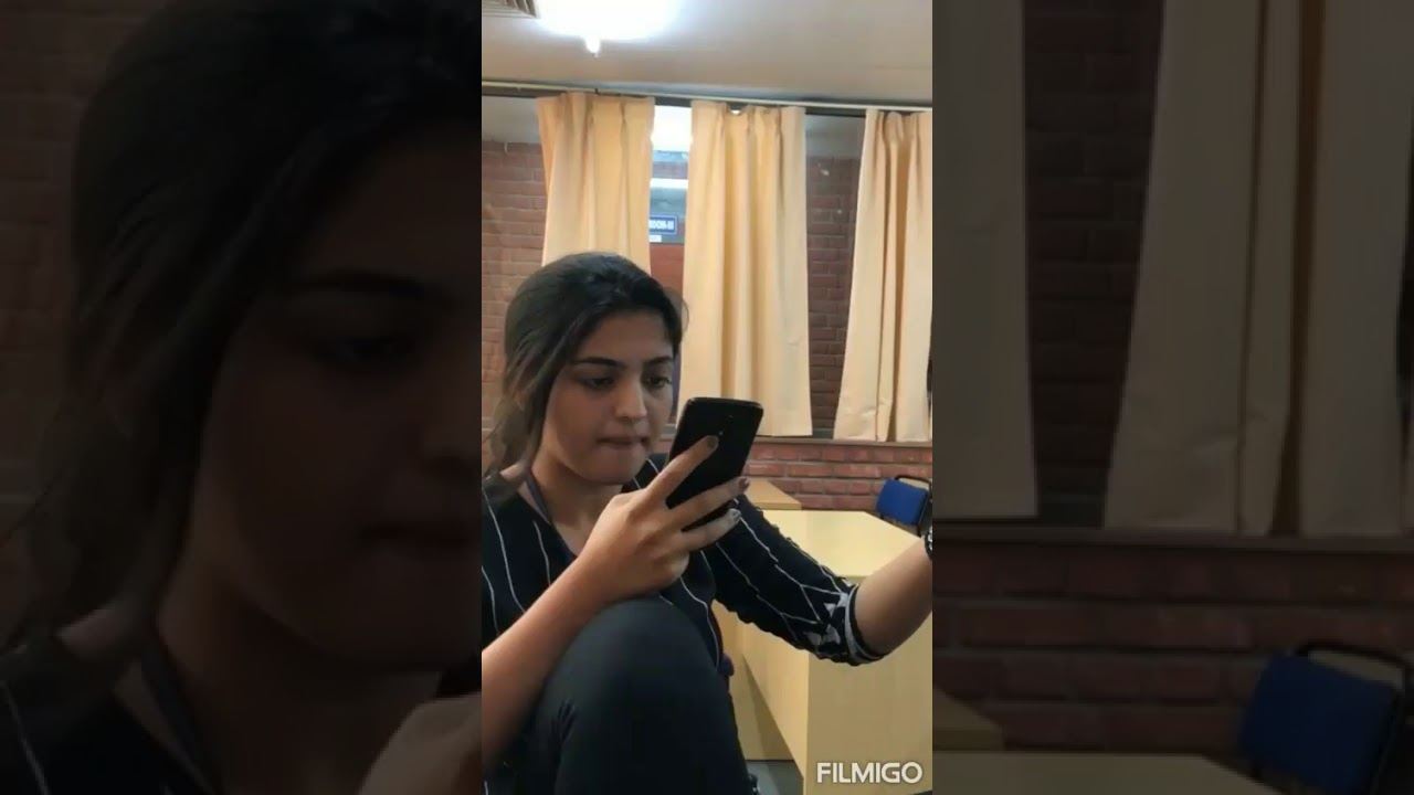 A Girl Talking Dirty 😂😂 Must Watch 😱😱 - YouTube