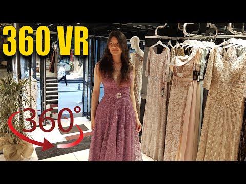 WOMEN'S DRESS SHOP 360 DEGREES TOUR 5K
