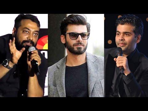 Anurag Kashyap Supports Karan Johar And Pakistani Actors