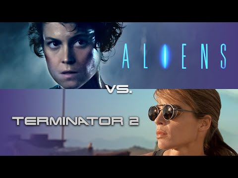 Aliens Vs. Terminator 2 — How To Sequel Like James Cameron