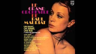 Paul Mauriat - Un banc, un arbre, une rue (France 1971) [Full Album]