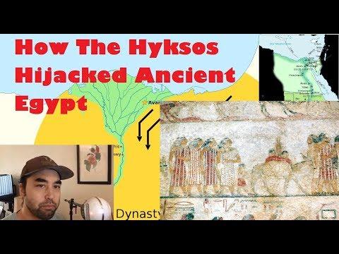How The Hyksos Elite Hijacked Ancient Egypt - Earthly Headlines