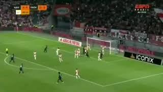 Ajax-PAOK  butcher referee. Λεπτομέρειες για κάθε φάση τα έγραψα από κάτω