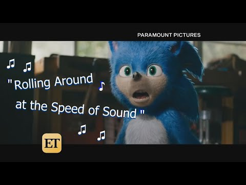 The Sonic Movie Trailer, but with 'City Escape' music