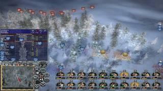 Real Warfare 2 Northern Crusades - battle gameplay