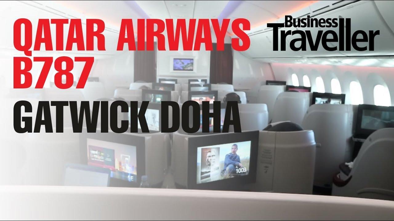 Flight review: Qatar Airways Boeing 787-8 business class – Business