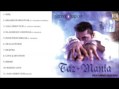 TAZ-MANIA - STEREO NATION - FULL SONGS JUKEBOX