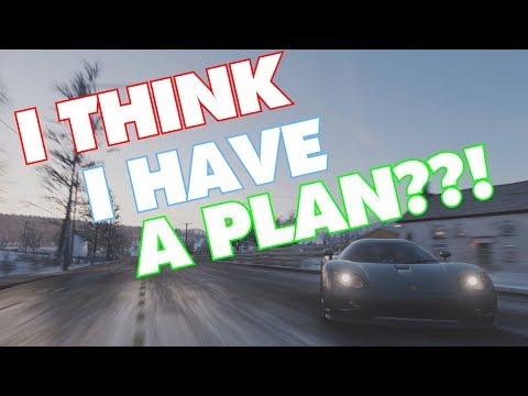 Forza Horizon 4 | I THINK I HAVE A PLAN??! | 109