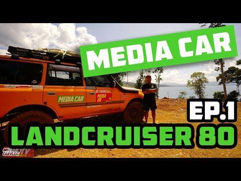 LANDCRUISER 80 MEDIA CENTRE  Ep.1 Kenapa Pilih Landcruiser?
