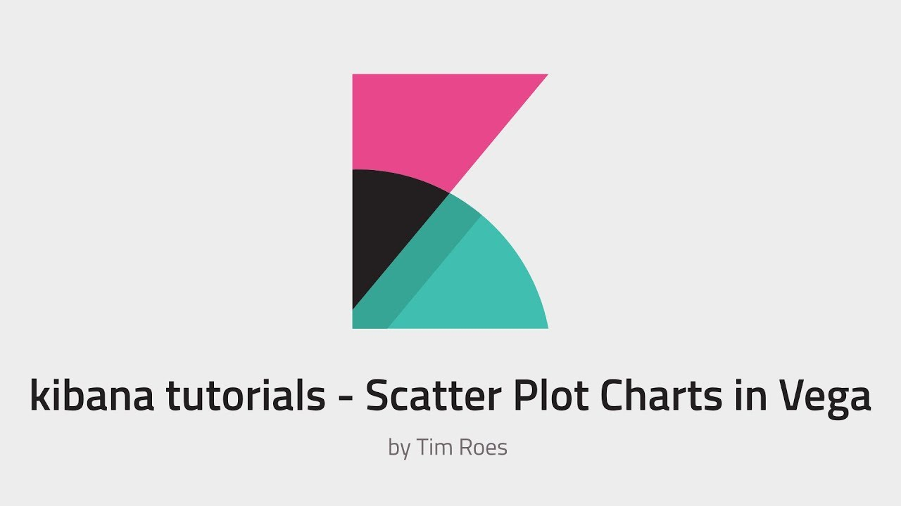 Kibana Scatter Plot Chart via Vega