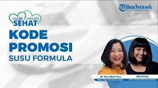 Dokter Tan Shot Yen Dan Nia Umar Komentari Soal Promosi Susu Formula Perhatikan Kodenya Youtube