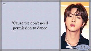 Bts 방탄소년단 Permission To Dance