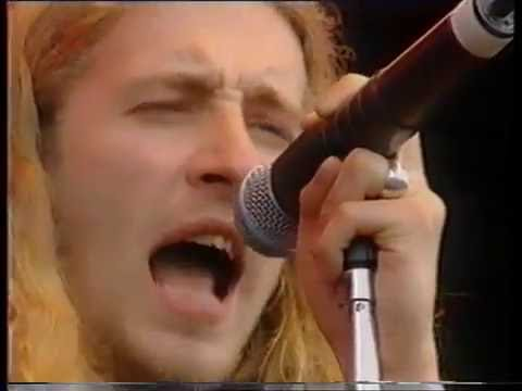 PARADISE LOST - FOREVER FAILURE & THE LAST TIME (LIVE AT PHOENIX FESTIVAL 15/7/95)