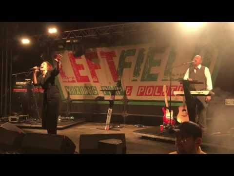 Alison Moyet - 'Don't Go' - Leftfield Stage - Glastonbury 2017