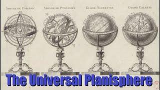 Flat Earth - The Universal Planisphere