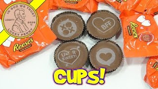 Reese's Valentine's Exchange Peanut Butter Cups - 4 Designs!
