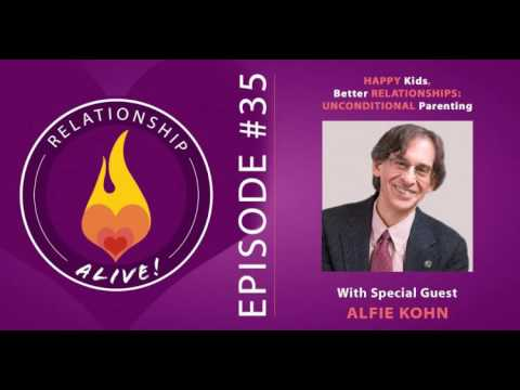 35: Happy Kids, Better Relationship: Unconditional Parenting with Alfie Kohn