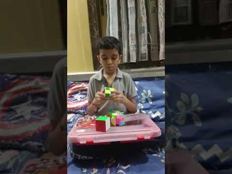 Devans Rubik's cube