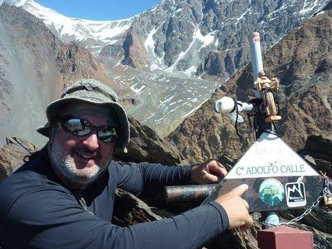 Videos y Fotos Expedición Cordon del Plata, Vallecitos, Mendoza del 21 al 24 de Marzo de 2014.